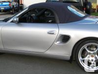 Make Porsche Model Boxster Year 2000 Colour Arctic