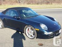 Make. Porsche. Version. 911 Carrera. Year. 2007.