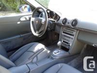 Make Porsche Year 2008 Colour Blue Trans Automatic kms