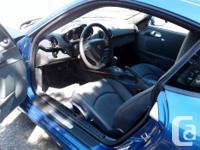 Make Porsche Model Cayman Year 2008 Colour Blue kms