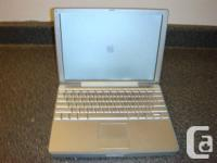 This PowerBook G4 in good condition, Good for