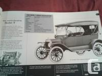The history of Ford from Model T to modern days-39 page