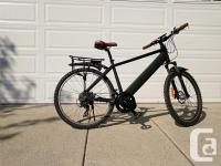 I purchased this bike brand new 2 years ago. I am