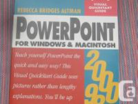 PowerPoint for Windows and Mac ($3.50). Despite the