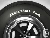"Pair, Motomaster AW's, 185/65R14"" all season radials,"