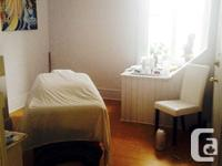 Treatment space for practitioners