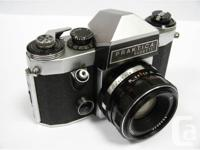 Product Information The Praktica Super TL 1000 is a