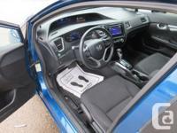 Make Honda Model Civic Year 2014 Colour Dyno Blue kms