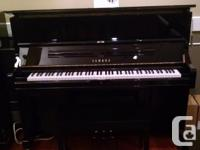 Yamaha's U1 is one of the most popular pianos in the
