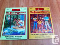 The Boxcar Kid # 12 - The Houseboat Puzzle $5. The