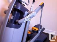 Precor 100I Adaptive Motion Elliptical Fitness