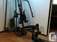 For your work-out pleasure ... moving and downsizing -