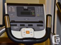 TOP RATED PRECOR ELLIPTICAL, USED IN CLUBS AND GYMS