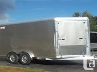 Before you buy an enclosed snowmobile trailer, call