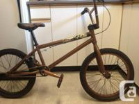 Brand New PREMIUM DUO BMX with Animal Pedals and Seat,
