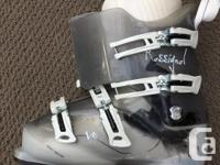 Skis Rossignal Temptation 76 (146cm) with Goode 110cm