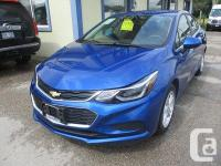 Additional Details Condition Used Model Cruze Year