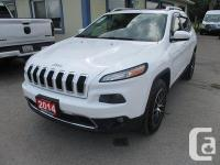 Additional Details Model Cherokee Year 2014 Mileage