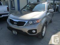 Additional Details Model Sorento Year 2013 Mileage