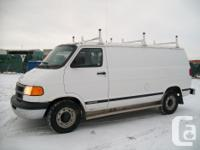 Make. Dodge. Version. Ram Van 3500. Year. 2002. Trans.