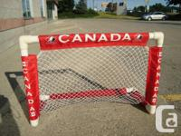 "Toddlers ""Canada"" Mini Hockey Internet - Perfect Form!"