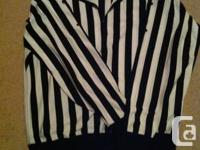 Force officiating professional style linesman jersey