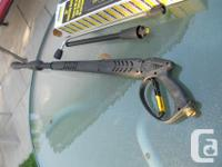 "Karcher Pressure Washer 36"" Underbody Wand. Used about"