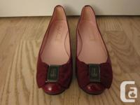 I'm selling my Pretty Ballerinas Rosario Red Patent