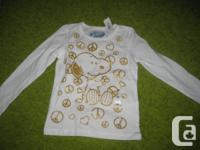 Snoopy Collectabilitees long sleeved top - 5T Ladies -