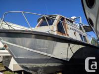 PRICE DROP: 1973 - 30' Aluminum Crew Boat -Former