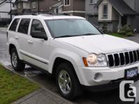 Make Jeep Model Grand Cherokee Colour White Trans