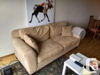 These are VERY good couches and well taken care of.