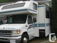 2000 Winnebago 31 ft. Class c Motorhome. Ford Chassis,