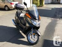 Up for sale is my 2009 Yamaha Majesty. It has a 400cc