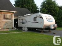 The price has been REDUCED on this one owner trailer
