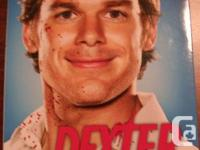 Was $120. Dexter seasons 1 through 6 - DVD set. To see