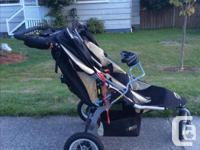 Great stroller if you have more than 1. Our kids are 4