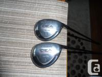 Adams A2OS 3 Wood 55g graphite shaft with mid size soft for sale  British Columbia