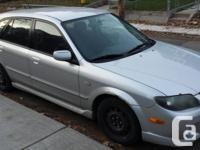 Make. Mazda. Design. Protege5. Year. 2003. Colour.