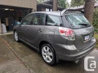 Make Toyota Model Matrix Year 2006 Colour Grey kms