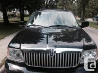 Make Lincoln Model Navigator Year 2005 Colour Black