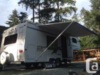 Priced to sell. $7200 Frontier Plainsman 26ft 5th