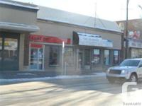 Sq Ft 1700 located in a high traffic area of downtown