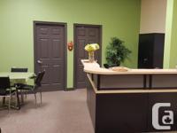 $450 - Interior Office Space (8X10) -Regina Centre