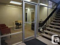 Sq Ft 750 This newly renovated office is located in the