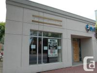 Sq Ft 1324 Corner retail space in the heart of Westboro