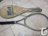Great condition Racquet 100% Carbon Fiber Graphite for sale  Ontario