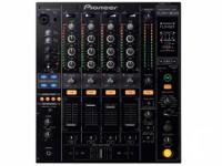 I have a DJM 800 4 channel leader mixer that I have