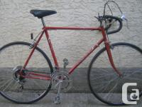 """Pro Excursion - 14 spd with 27"""" tires. This bike, like"""