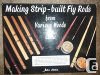 """Making Strip-built Fishing pole from Numerous Woods on"